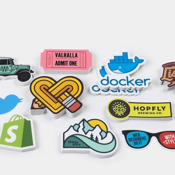 Other - Random Stickers - M